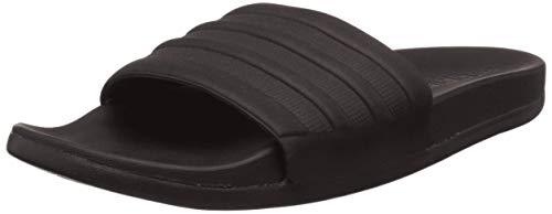 Adidas Comfort Adilette - Chanclas, color Negro, talla 43 EU