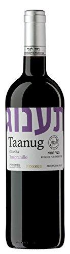 Pinord Taanug Tempranillo Crianza Vino Tinto - 750 ml