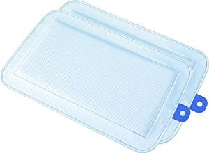 DryFur Pet Carrier Insert Pads Size Small 19.5in x...