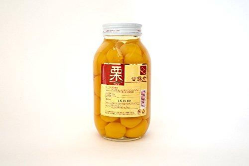 ニッショウ マロン甘露煮瓶入 500g