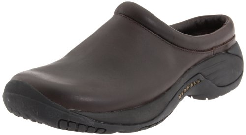Merrell Men's Encore Gust Slip-On Shoe,Smooth Bug Brown Leather,7 M US