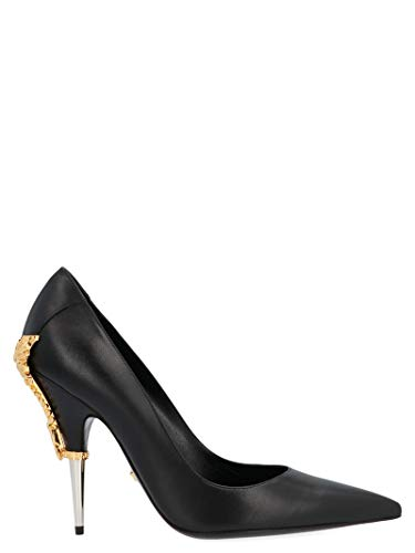 Versace Luxury Fashion Damen DST206PDVT2PD41OP Schwarz Pumps | Frühling Sommer 20