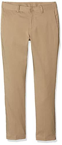Nike Boy's Flex Golf Pants (Khaki, Medium)