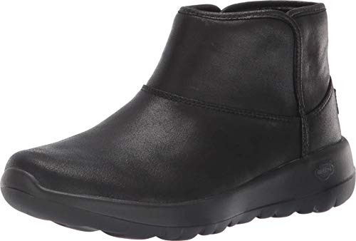 Skechers ON-THE-GO JOY, Women's Ankle Boots, Black (Black Textile Bbk), 7 UK (40 EU)