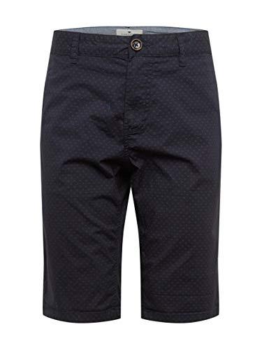 TOM TAILOR Pantaloni chino da uomo, blu 30