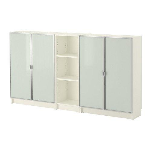IKEA BILLY / MORLIDEN - boekenkast, wit - 200x106x28 cm
