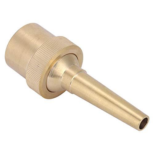 Premium Copper G1in DN25 Spruzzatore per fontana con ugello per fontana durevole in uso per fontana da giardino
