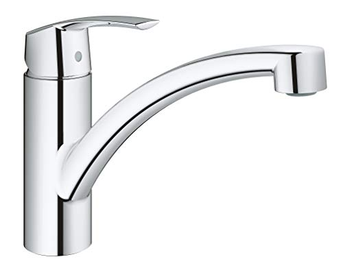 Grohe - Start Küchenarmatur, Schwenkbereich 140°, Easy Exchange Mousseur, Chrom