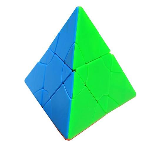 Cambio Creativo Tower Series 2x2x2 Formas Especiales MA, Etiquetas Profesionales Rubik Cubo