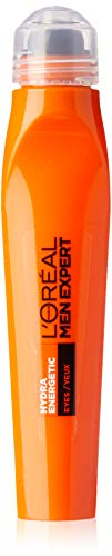 L\'OREAL PARIS Men Expert Hydra Energetic Augen Roll-On, 1er Pack (1 x 10 ml)