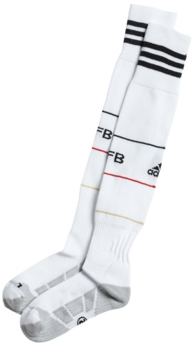 adidas Herren Socken DFB Home, weiß, 43 - 45, X21217