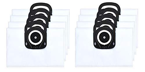 Bolsas Compatible con Rowenta Silence Force RO64xx RO63xx RO68xx RO39xx Compact Power y X-trem Power Series, Bolsas de Polvo Compatible con Rowenta Silence Force 4A ZR200520 ZR200720 (8 Piezas)