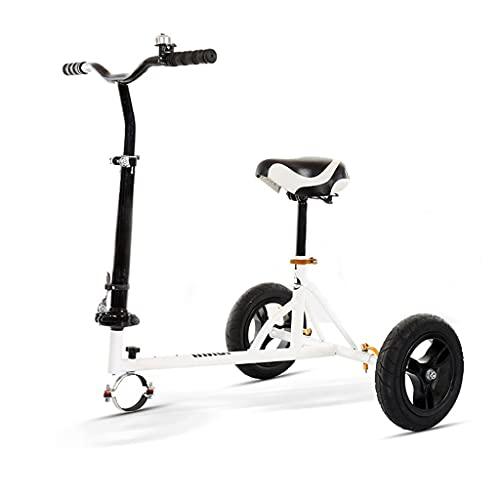 Clamps Hoverboard Go Kart Hoverboard Seat Attachments Kit de conversión con asiento cómodo compatible, scooter eléctrico autoequilibrado Fit