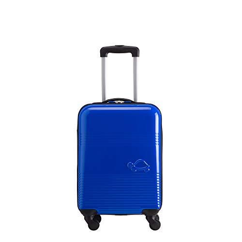 CARPISA® Tea Trolley klein Rigido - Eerste klas handtas met multidirectionele wielen - Afmetingen 35 x 54 x 20 cm [S-Size] - Samenstelling ABS/polycarbonaat - licht, extreem duurzaam