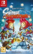 Scribblenauts Showdown : SWITCH , ML