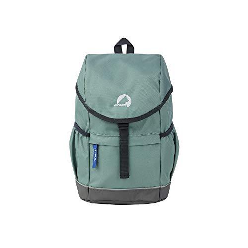 Finkid Reppu Grün, Kinderrucksack, Größe 8l - Farbe Trellis - Graphit