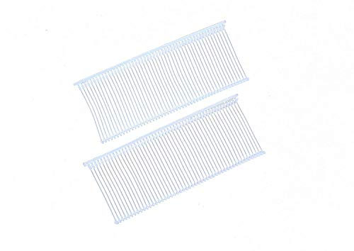 1000 Clear Tag Gun Barbs Fasteners Standard Price Labels Clothing Tagging Attachers Choose Size (10mm)