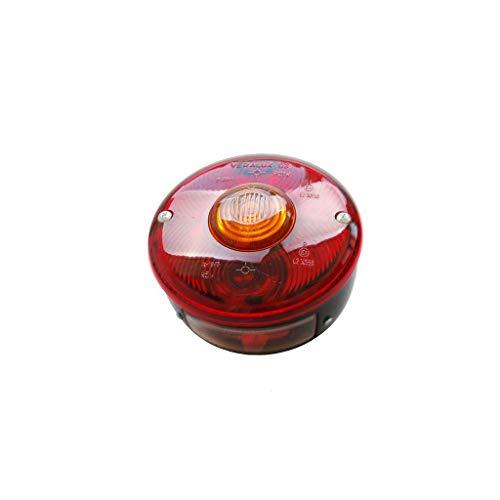 3-kamerlamp 140 Ømm, reservelamp voor DDR-achterlicht