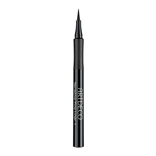 ARTDECO Sensitive Fine Liner, Eyeliner, Nr. 1, schwarz
