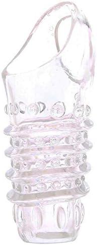 Discoveryworld Clear Rod Fees free!! Sales for sale Stimulation Enhancer Add Sleeve Girth a