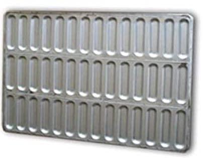 Siccardi Stampo SAVOIARDI in Metallo Cm 60 x 40