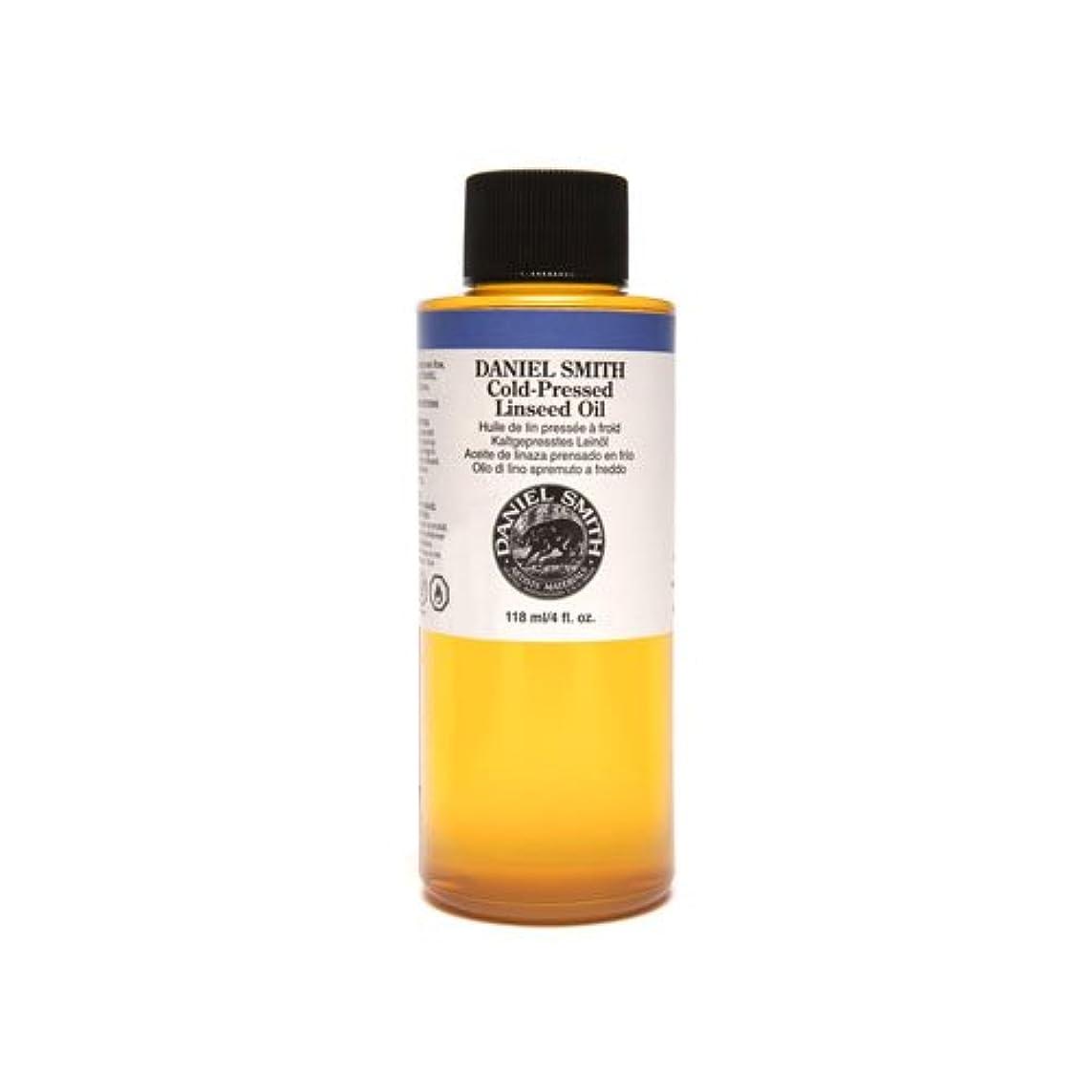 動物薄暗い所属Daniel Smith 284470009 Original Oil, Cold-Pressed Linseed Oil, 120ml