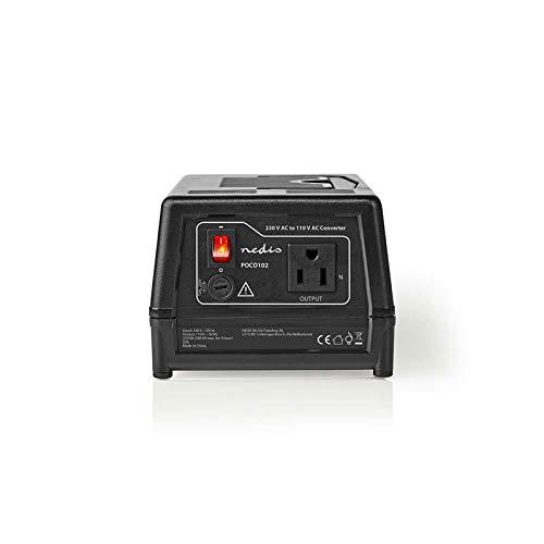 220 Volt-Transformador eléctrico 110 Volt 300Watt.