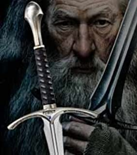Lord of The Rings Glamdring Sword from The Hobbit