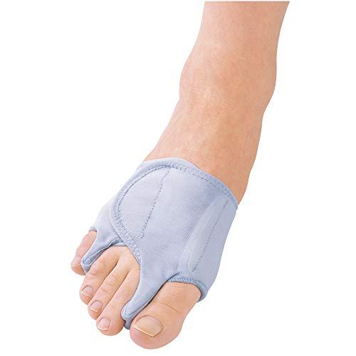 ソルボ外反母趾・内反小趾サポーター固定薄型メッシュL左足