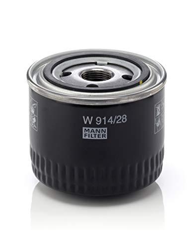 Original MANN-FILTER Ölfilter W 914/28 – Für PKW