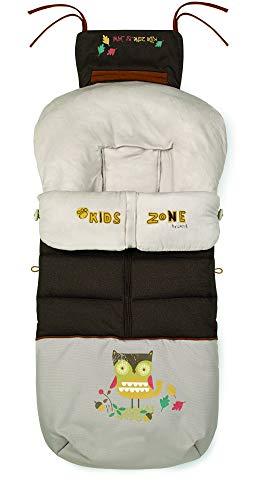 Saco para silla de paseo JANE Nest Plus