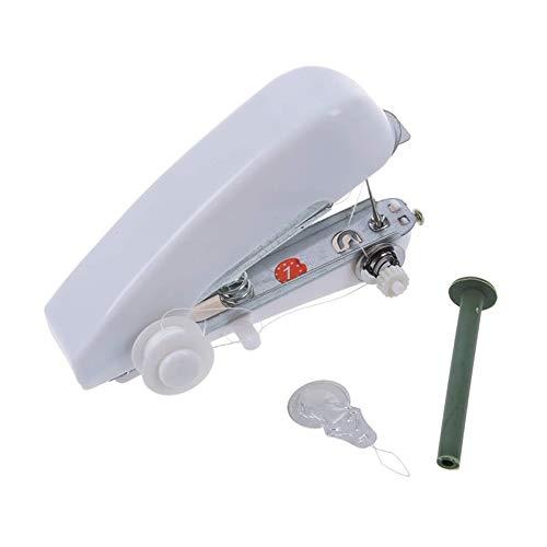 Mini Manuel Machine à Coudre Machine à Coudre de Point Unique Portable pour Usage Domestique Voyage Accessoires à Coudre