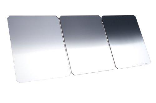 Formatt Hitech HT85GKIT6 - Juego de filtros de Densidad Neutra graduados (85 x 110 mm, 3 filtros ND degradados de transición Suave)