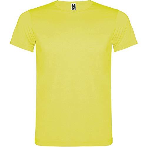 ROLY Camiseta Akita 6534 Niño Amarillo FLÚOR 221 11/12