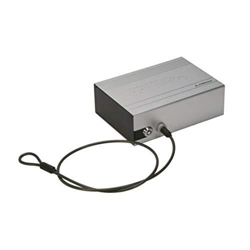 Arregui carsafe - Caja caudal portacable carsafe aluminio satinado