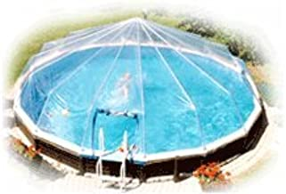 above ground pool dome