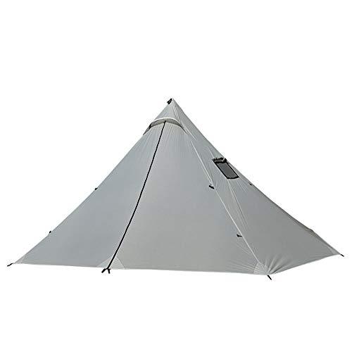 Tent SISI Shop de Camping en Plein air Ultra-légère Pyramid 4 Personnes 7,31