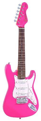 Encore 3/4 Tamaño de la guitarra eléctrica - rosa
