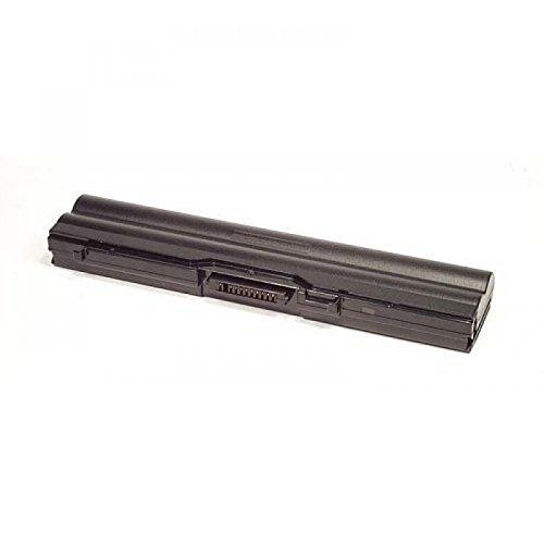 MTXtec Batterie, LiIon, 11.1V, 4400mAh, Noir pour Toshiba Satellite M30-404