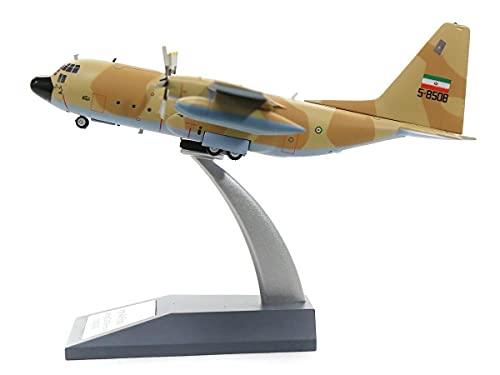 JFOX JFC130028 1/200 IRÁN AIRE FUERZA C-130E 5-8508 W/STAND LTD EDN 40 PIEZAS WW