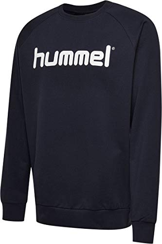 Hummel Unisex Kinder HMLGO Kids Cotton Logo Sweatshirt