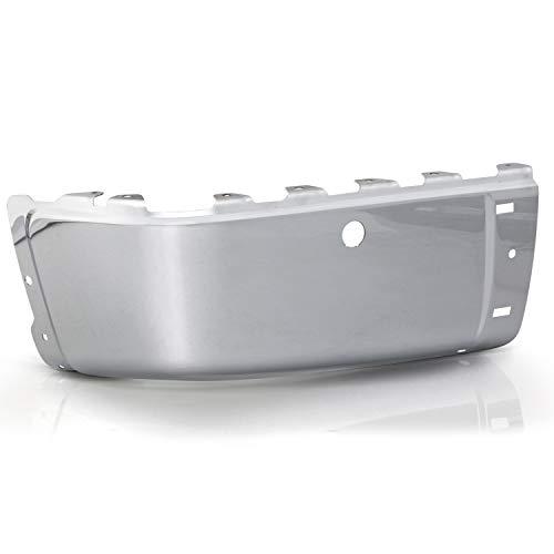 08 silverado chrome bumper cap - 9