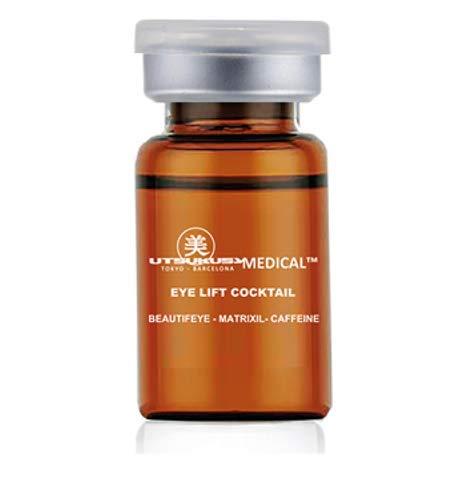 Augen Lifting Cocktail – steriles Serum für Microneedling (Derma Pen) u. Mesotherapie (Dermaroller) Behandlungen - Professionelles Microneedling-Serum. Ampulle mit 5 ml