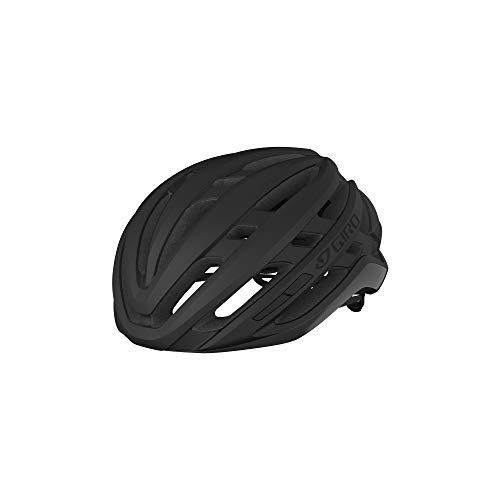 Giro Agilis MIPS Mens Road Cycling Helmet - Medium (55-59 cm), Matte Black Fade (2021)