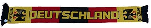 IDM Schal, Fanschal, Scarf, Deutschland, BRD, Germany Balken
