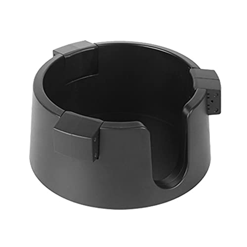 Luckxing Portavasos De Agua para Coche Portabotellas Multifuncional para Automóvil, Oficina Y Hogar