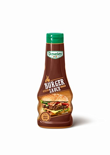 DEVELEY Burger Sauce, 8er Pack (8 x 250 ml)
