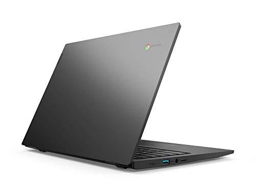 Lenovo Chromebook S345-14AST Laptop 35,6 cm (14 Zoll, 1920x1080, Full HD, entspiegelt) Slim Notebook (AMD A4-9120C, 4GB RAM, 32GB eMMC, AMD Radeon R4 Grafik, ChromeOS) grau - 3