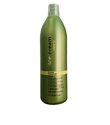 Inebrya Ice Cream Cleany Shampoo 1 l