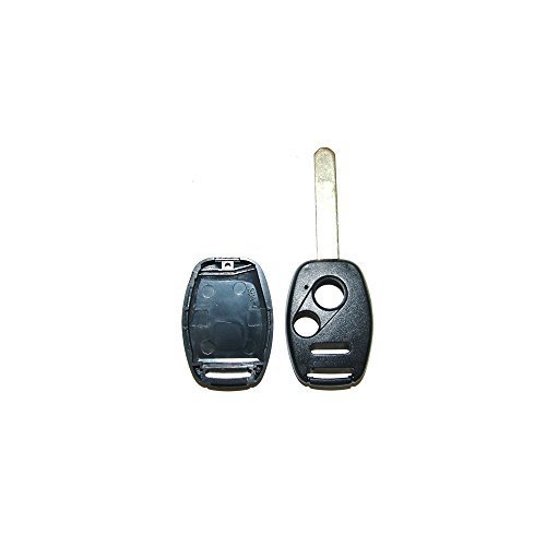 FCC Id:OUCG8D-38OH-A New 3 Buttons Remote Key Shell Case for Honda Civic Odyssey Fit CR-V Ridgeline No Chips Inside